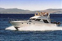 Boat charters sunset cruises party dinner functions Cape Town