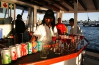 New Years Eve Party Boat cruises. Cape Town.