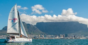 Serenity One Boat Party Charters Cape Town.