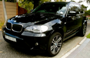 BMW 520D Car Hire Rental Tours Chauffeur Cape Town.