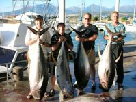 Cape Boat Fishing Charters South Africa