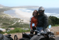 Cape Motorcycle Sidecar Tours Travel