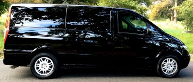 Mercedes Viano Car Hire Rental Cape Town.