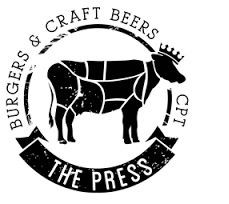 The Press Burgers and Craft Beer.
