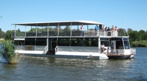 Vaal River Dinner Party Boat Cruise Functions.