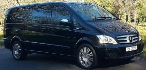 Mercedes Viano Car Hire Rental Chauffeur Driven self-drive