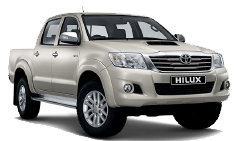 SUV 4X4 Car Hire Rental Cape Town Johannesburg.