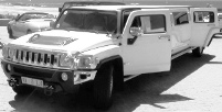 Hummer Stretch Limousine Car Rental Cape Town