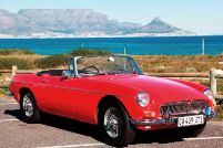 Classic Adventure Car Hire Rental Cape Town