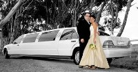 Mercedes Stretch Limousine Limo Hire Rental Cape Town