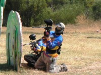 Paintball Team Building