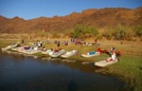 Orange River Canoeing Rafting 4 day trail