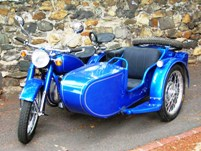 Sidecar Sales Cape Town